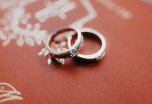 The Wedding Of Yikai & Ester by delazta wedding coordinator