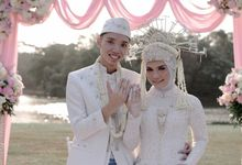 AMEL & GUNAWAN by Wedding Dreams Organizer
