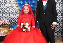 Prewedding Indoor Hijab by AMEY CHAN SALON BRIDAL