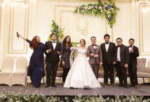 Jessica & Leo Wedding by Barva Entertainment