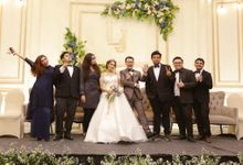 Jessica & Leo Wedding by Barva Entertainment
