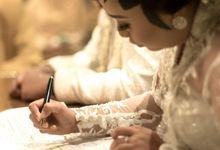Resepsi Pernikahan Bayu & Nuri Adat Jawa by Dirasari Catering