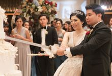 Mr. Yoel & Mrs. Venessa's Wedding by Canara Entertainment
