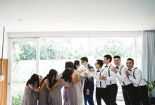 The Wedding Raymond & Michelle by Gedong Putih