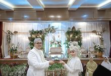 Mr. Taufiq & Mrs. Audita's Wedding by Canara Entertainment