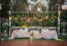 Jason & Kristy Wedding by CITTA Wedding