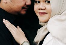 Prewedding Of Intan & Iman by Lengkung Warna
