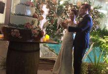 Wedding Reception of Sebastian & Chaterine by DJ Perpi