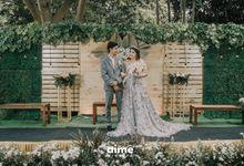 The Wedding Of Sherly And Eko by ODDY PRANATHA BRIDAL