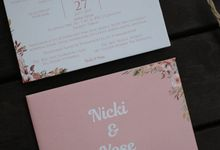 Wedding Package - Nicki & Yose by Azila Villa