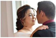 The Wedding Of Nurdian & Marisca by Nike Makeup & Hairdo