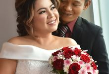 The Wedding Of Nurdian & Marisca by Favor Brides