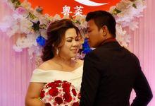 The Wedding Of Nurdian & Marisca by Favor Brides
