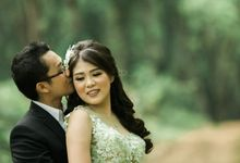 Prewedding Adrian❤Rena by Point One Photowork