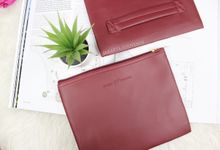 GRABBY CLUTCH 2.0 LEATHER by Jakarta Souvenir