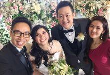 Eric & Mehta Wedding - West Point Hotel Bandung by Mosandy Esenway management