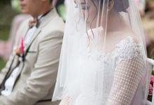 Wedding of Andy & Febe @Soll Marina Hotel, Serpong by Lakuna Wedding Organizer