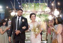Wedding James & Widya 10 agustus 2019 by Priceless Wedding Planner & Organizer