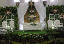 Contoh Dekorasi by Khadijah Wedding Organizer