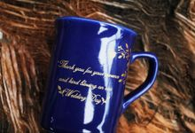 Mug Nescafe Wedding Irfan&Tika by Mug-App Wedding Souvenir