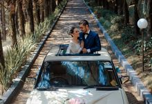 Romantic Wedding at the pine forest by Puteri Gunung Hotel