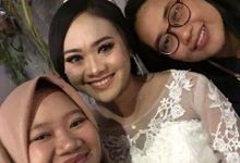 The Wedding Septia & Seroja by Point One Wedding Organizer