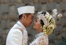 Wedding Tria & Deny by MY Wedding Org