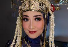 Betawi Bride by Sanggar Rias Indah
