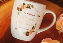 Wedding Cut&Roger by Mug-App Wedding Souvenir