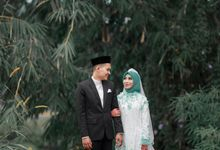 Mr. Akyas & Mrs. Arini by Ventlee Groom Centre