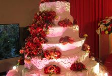 Wedding Cake by Ratna's Cake Boutique
