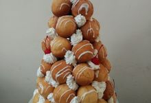 Doughnut by Sugaria cake