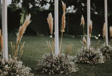 The Wedding Nat & Ben by Excelsior Decoration
