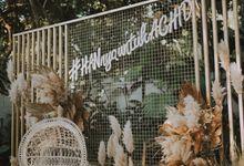 #HANnyauntukACHID by Excelsior Decoration