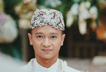 The Wedding Of Naddya & Elmi by Amanda Renassa Wedding Organizer