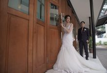 Wedding Budiono by Gphotography