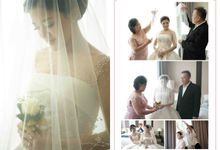 To walk with you.. To be part of you ❤ by Gorgeous Bridal Jakarta