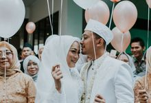 The Wedding Of Lindy & Bambang by Armadani Organizer