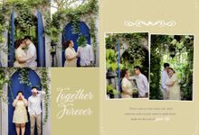 There is never a time or place for true love ❤ by Gorgeous Bridal Jakarta