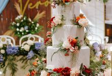 EVAN & VERONIKA by Amor Cake