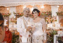 The Wedding Of Astrid & Dimas by Armadani Organizer