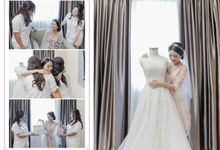 Love never loses Faith ❤ by Gorgeous Bridal Jakarta
