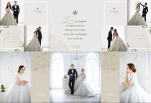 Love is magical ❤ by Gorgeous Bridal Jakarta