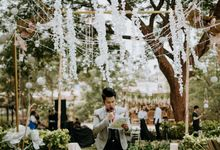 Garden Wedding Fair At On Green Raffles Hills Cibu by Mc Harry Purnama