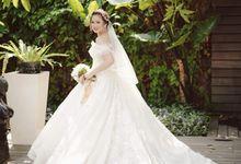Wedding Of Juliyanto & Desliyanti by Elina Wang Bridal