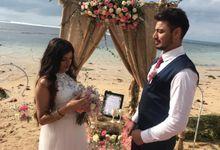 The Wedding of Dinesh & Nisha by The Beyond Bali