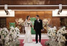 Holy Matrimony Aditya & Beauty 21 Sept 19 by Priceless Wedding Planner & Organizer