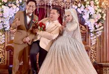 AISYAH & ADIT - WEDDING DREAM by SORA Wedding Organizer