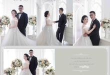 Love is something that finds us... by Gorgeous Bridal Jakarta