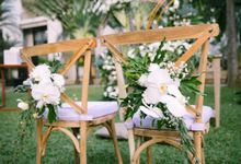 Garden party at Dharmawangsa Jakarta by CITTA Wedding